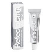 RefectoCil Coloration pour les sourcils et les cils Graphite, Contenu 15 ml