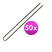 BHK Postich-Haarnadeln Pro Packung 50 Stück