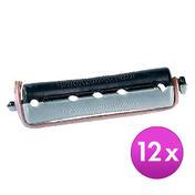 BHK Professionele perm korte oproller Zwart-grijs, Ø 16 mm, Per verpakking 12 stuks