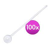 BHK Pics-Delrin Par paquet 100 pièces