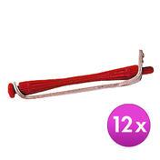 BHK Meister Dauerwell-Kurzwickler Rot, Ø 3 mm, Pro Packung 12 Stück
