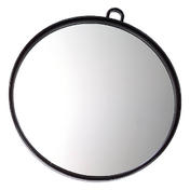 Efalock Grand miroir Salon Noir