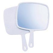 Dynatron Miroir-coiffeur Blanc