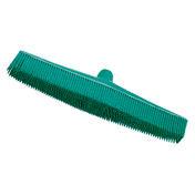 BHK Kappers rubberen bezem Groen