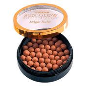 "MEDIS SUN GLOW ""Magic Balls"" poeder parels Donker (2), inhoud 15 g"