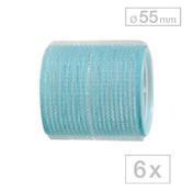 Biovan Rouleaux agrippants-Magic Bleu clair, Ø 55 mm, Par paquet 6 pièces