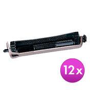 BHK Meester permanent oproller Zwart, Ø 17 mm, Per verpakking 12 stuks