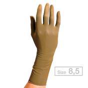Matador Latex-Schutzhandschuhe Größe L, Pro Packung 2 Stück