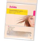 Solida Transparent-Haubennetze Hell, Pro Packung 2 Stück
