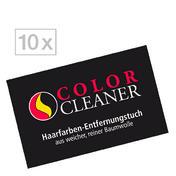 Coolike Color Cleaner Paquet de 10 pièces