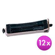 BHK Master perm korte kruller Zwart, Ø 17 mm, Per verpakking 12 stuks