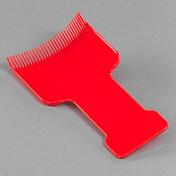 BHK Färbekelle für Haarsträhnen Rot