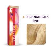 Wella Color Touch Pure Naturals 9/01 Blond platine naturel cendré