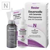 Basler Permanente à la céramide N, cheveux normaux