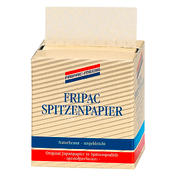 Fripac-Medis Spitzenpapier ungebleicht 500 Stück