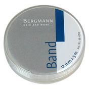 Bergmann Transparente pour toupet Largeur 12 mm, longueur 5 m.