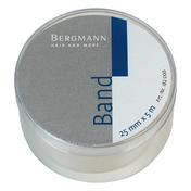 Bergmann Toupee band 25 mm breed, 5 m lang