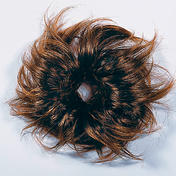 Solida Bel Hair Fashion Ring Kerstin Licht bruin-donker bruin gestreept