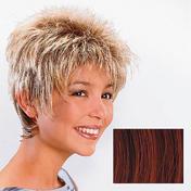 Ellen Wille Perruque en cheveux synthétiques Rimini Châtain méché