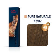Wella Koleston Perfect ME+ Pure Naturals 77/02 Mittelblond Intensiv Natur Matt 60 ml