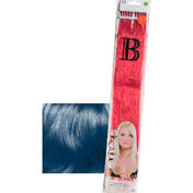 Balmain Fill-In Extensions Straight Fantasy Human Hair Blue