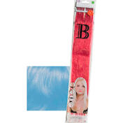 Balmain Fill-In Extensions Straight Fantasy Human Hair Sky Blue