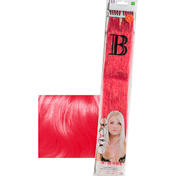 Balmain Fill-In Extensions Straight Fantasy Human Hair Red