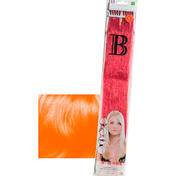Balmain Fill-In Extensions Straight Fantasy Human Hair Fresh Orange