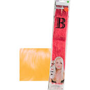Balmain Fill-In Extensions Straight Fantasy Human Hair Yellow