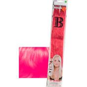 Balmain Fill-In Extensions Straight Fantasy Human Hair Barbie Pink