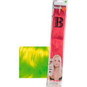 Balmain Fill-In Extensions Straight Fantasy Human Hair Spring Green