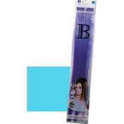 Balmain Fill-In Extensions Straight Fantasy Fiber Hair Baby Blue