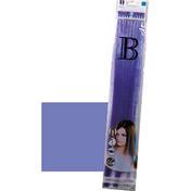Balmain Fill-In Extensions Recht Fantasy Fiber Haar paarse regen