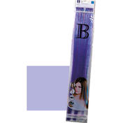 Balmain Fill-In Extensions Straight Fantasy Fiber Hair Light Purple