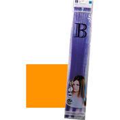 Balmain Fill-In Extensions Recht Fantasy Fiber Haar Oranje