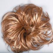 Solida Bel Hair Fashion Ring Kerstin Licht blond-rood gestreept