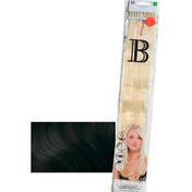 Balmain Fill-In Extensions Straight 1B Black