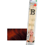 Balmain Fill-In Extensions Straight 133 Dark Copper Blond