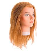 Bergmann Übungskopf Junior Haarfarbe Blond