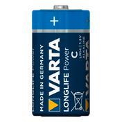 Varta Piles ALCALINES Industrial Type LR 14 Baby C, 1,5 volts, 1 pièce