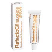 RefectoCil Coloration pour les sourcils et les cils Blond, Contenu 15 ml