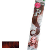Balmain Fill-In Extensions Natural Straight 33 Light Chestnut Brown