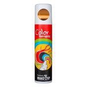Fantasy Kleur Spuit Glitter Goud, inhoud 75 ml