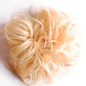 Solida Bel Hair Fashionring Kerstin Platinblond
