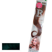 Balmain Fill-In Extensions Natural Straight 1B Black