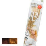 Balmain Fill-In Extensions Natural Straight Duotone 20 Medium Pearl Blond