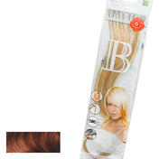 Balmain Fill-In Extensions Natural Straight Duotone 10 (level 6) Dark Blond