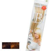 Balmain Fill-In Extensions Natuurlijk Recht Duotone 8/27 (niveau 8) Donker Coco Blond/Medium Beige Blond