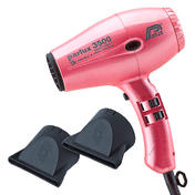 Parlux 3500 Supercompact Ceramic & Ionic Edition Pink-Metallic