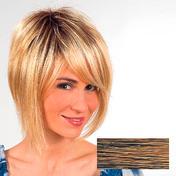Gisela Mayer pruik van synthetisch haar Jessica Donker Blond